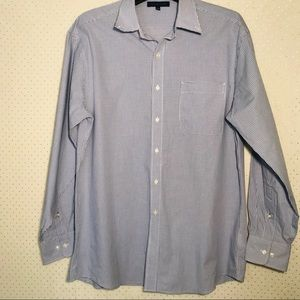 Men's Long Sleeve Collar shirt by Tommy Hilfiger